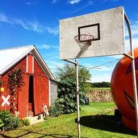 Photo taken at Dinges Farm by Ashtyn B. on 9/20/2015