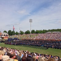 Photo taken at Paulson Stadium by Andres C. on 5/11/2013