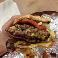 Photo taken at Five Guys by Andres C. on 12/3/2012
