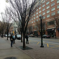 Photo taken at Technology Square by Andres C. on 4/5/2013