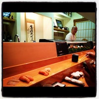 Photo taken at Ino Sushi by Annie L. on 9/28/2012