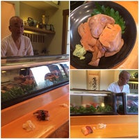 Photo taken at Ino Sushi by Annie L. on 8/19/2015