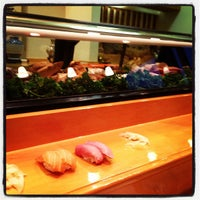 Photo taken at Ino Sushi by Annie L. on 10/12/2012