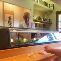 Photo taken at Ino Sushi by Annie L. on 8/6/2015