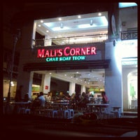 Photo taken at Mali's Corner by Eve Cullen on 1/28/2013
