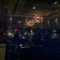 Photo taken at Maze Restaurant by Kate T. on 1/28/2012