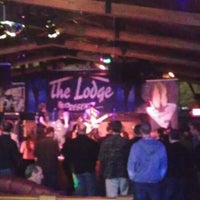 Photo taken at The Lodge at Four Lakes Bar & Grill by Gone F. on 1/25/2014