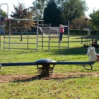 Photo taken at Homestead Park by Robin L. on 10/20/2013