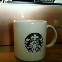 Photo taken at Starbucks by Diego T. on 11/5/2012