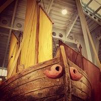 Foto scattata a Museo della Marineria da Krista R. il 5/25/2013