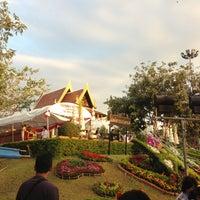 Photo taken at ศาลสมเด็จพระนเรศวรมหาราช หนองบัวลำภู by Nus W. on 1/18/2013