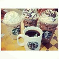 Photo taken at Starbucks by Jess C. on 11/28/2012