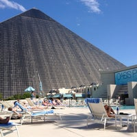Photo taken at Oasis Pool by Mark R. on 9/5/2013