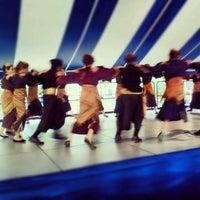 Photo taken at Yiasou Greek Festival by Matthew P. on 9/16/2012