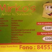 Photo taken at mirko's by Ignacio C. on 8/15/2014