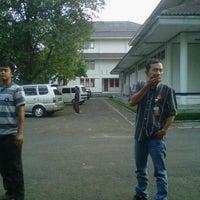 Photo taken at Perhutani Unit III Jabar & Banten by Restu A. on 9/20/2012