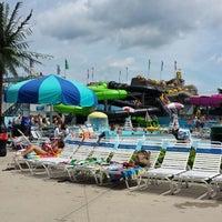 Photo taken at Funtown Splashtown USA by Markus S. on 7/6/2013