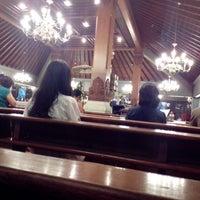 Photo taken at Gereja Santo Stefanus by ivan on 5/18/2013