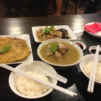 Photo taken at Xin Mei Le Bak Kut Teh by Ira on 2/21/2014