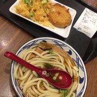 Photo taken at Marugame Udon by كاليه on 7/8/2017