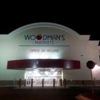 Photo taken at Woodman's Food Market by Jody L. on 6/23/2013