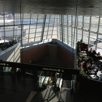 Photo taken at Terminal A by Rob B. on 3/20/2013