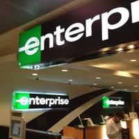 Photo taken at Enterprise Rent-A-Car by Rob B. on 12/28/2012