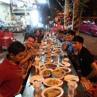Photo taken at ร้านข้าวต้ม เพิ่มโชค by TUnlimited L. on 11/27/2012