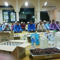 Photo taken at Masjid ar-Rahmah kg selamat by Salehuddin S. on 9/27/2012