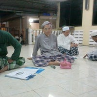 Photo taken at Masjid ar-Rahmah kg selamat by Salehuddin S. on 9/18/2012