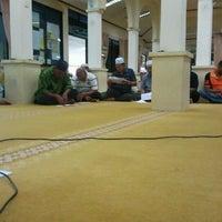 Photo taken at Masjid ar-Rahmah kg selamat by Salehuddin S. on 4/14/2013