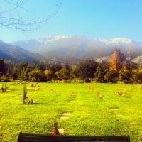 Foto tirada no(a) Cementerio Parque del Recuerdo Cordillera por Víctor O. em 6/2/2013