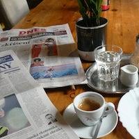 Photo taken at Sicily café by Sicily café on 5/8/2014