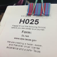 Photo taken at Texas Department of Public Safety by Syringa E. on 2/5/2013