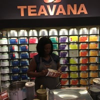 Photo taken at Teavana by Nezih on 8/24/2016