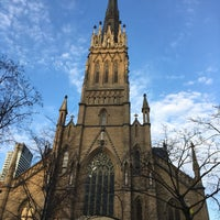 Photo taken at St. Michael's Cathedral by Yvon D. on 4/13/2017