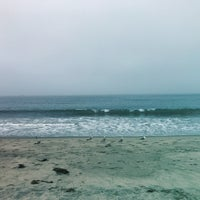 Photo taken at Pacific Palisades Beach by Eletta B. on 6/18/2017