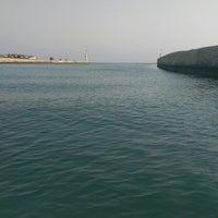 Photo taken at manavatin denizle bulustugu yer by Birol A. on 8/27/2014