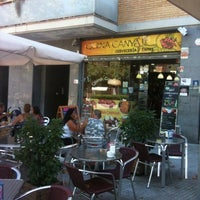 Photo taken at Quina Canya! by Jaume on 8/1/2013