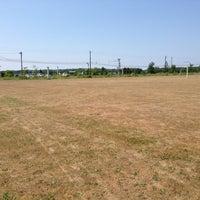Photo taken at 幌延総合スポーツ公園 by Ryota on 7/21/2013