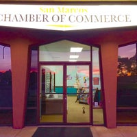 Photo taken at San Marcos Chamber of Commerce by San Marcos Chamber of Commerce on 12/15/2016