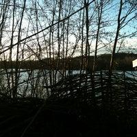 Photo taken at Vogelkijkhut De Grote Bron by Pito on 12/29/2012