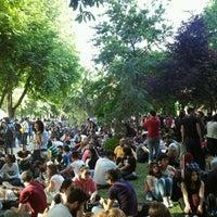 7/16/2013 tarihinde Zafer Ö.ziyaretçi tarafından Taksim Gezi Parkı'de çekilen fotoğraf