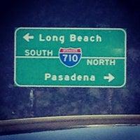 Photo taken at I-10 (San Bernardino Freeway) by Tee God Father on 1/14/2014