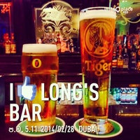 Photo taken at Long's Bar by Tee God Father on 2/28/2014