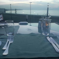 Photo taken at Mediterranean Restaurant Sheraton by George L. on 8/14/2015