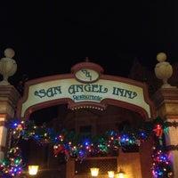 Photo taken at San Angel Inn Restaurante by Monica on 12/22/2012
