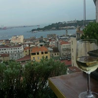 Photo prise au Georges & Bar Le Fumoir par Oben Ç. le9/6/2016