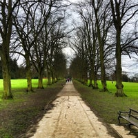 Photo taken at Rothampsted Park by Huseyin U. on 2/21/2016