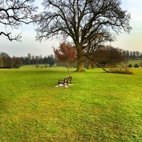 Photo taken at Rothampsted Park by Huseyin U. on 3/12/2016